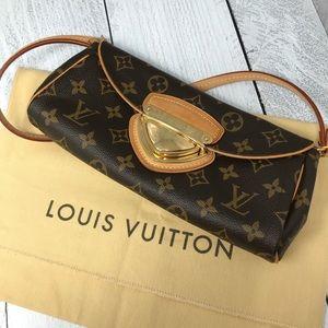 Louis Vuitton Bags - Louis Vuitton Pochette Beverly/Clutch/Baguette EUC